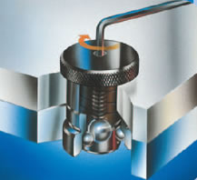 Jergens Workholding- Ball Lock System
